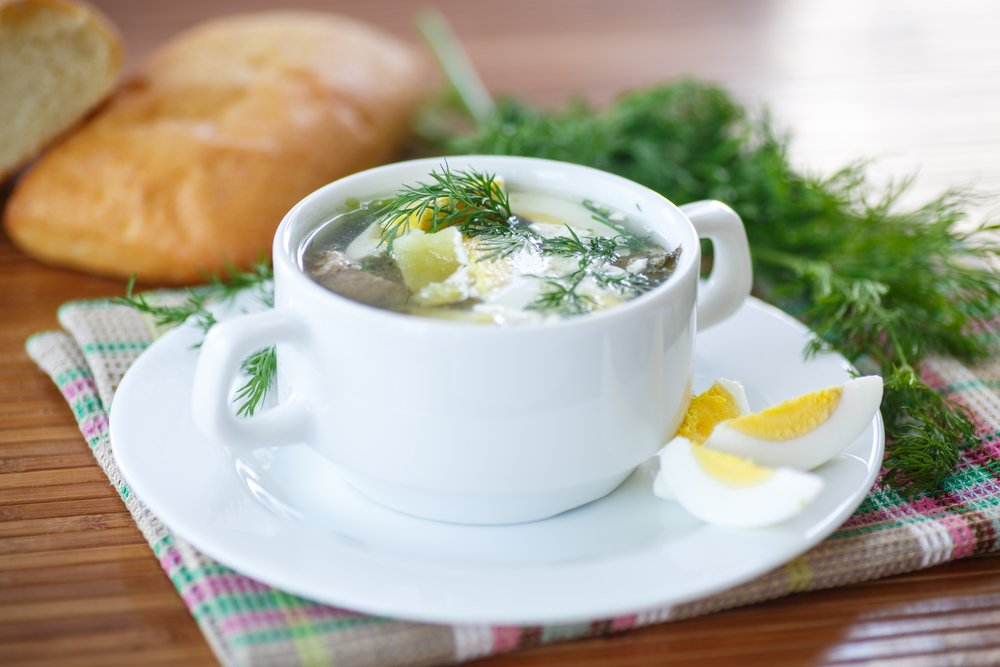sorrel soup