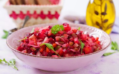 Beet Salad: from side dish to main course