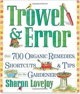 gardening book - gift