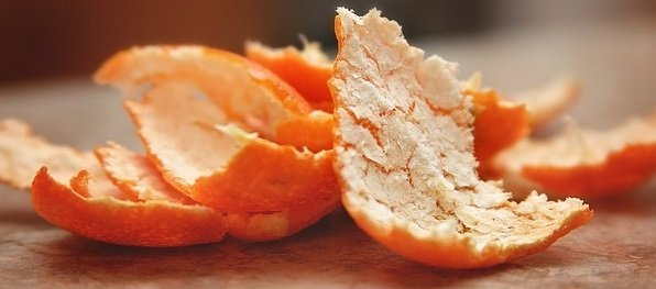 how to make soil fertile naturally with citrus peels