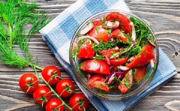 Super Simple Summer Salad