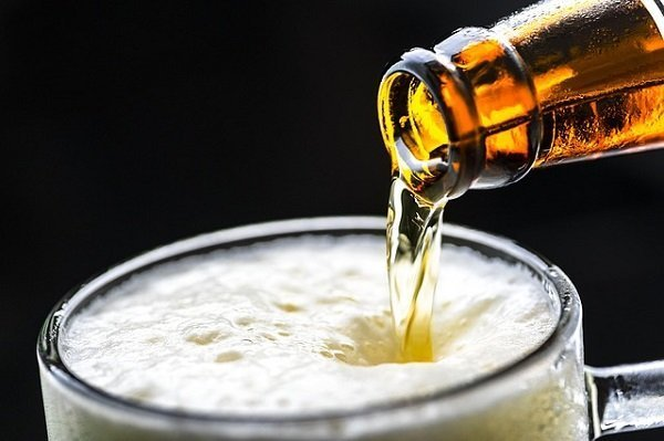 slugs are attracted to yeast in beer