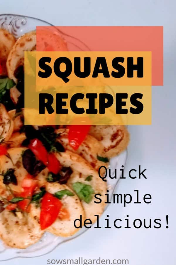 Sauteed Yellow Squash - side dish for holidays