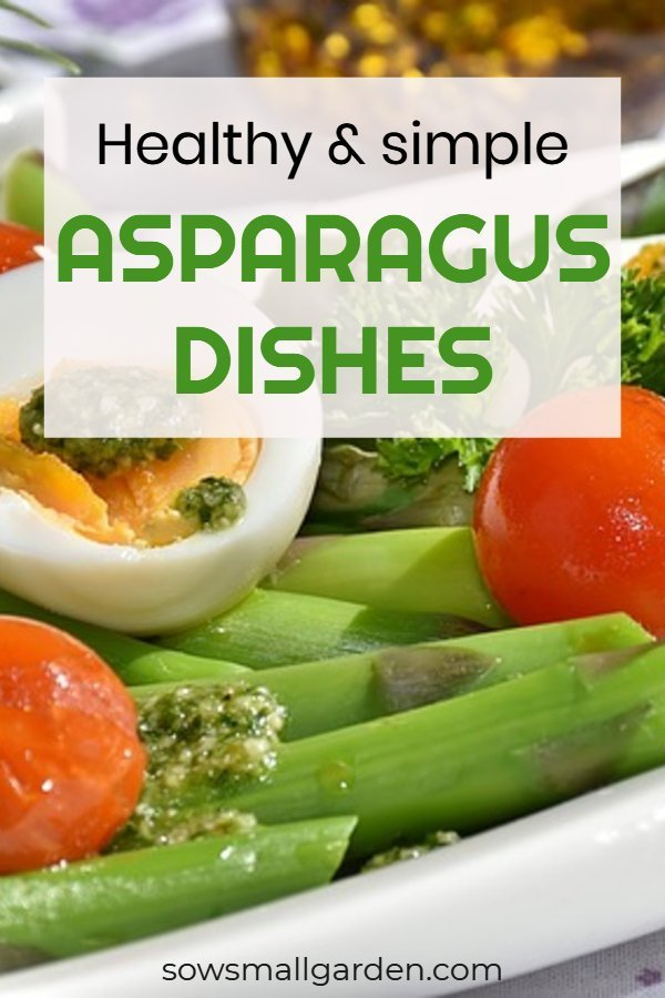 Asparagus side dishes for holidays
