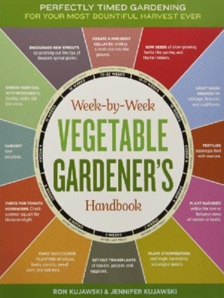 Christmas gift - gardener handbook