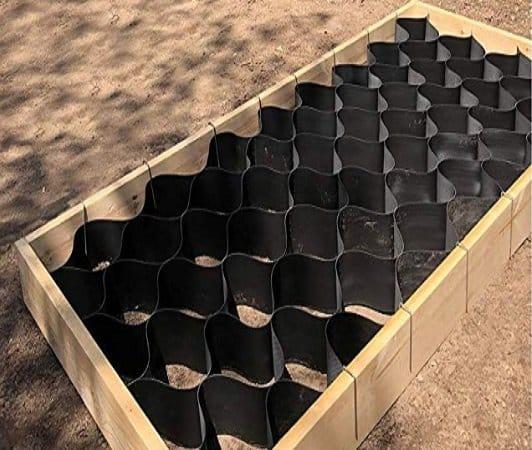 garden bed grid for square foot garden