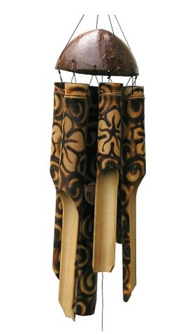 Cohasset bamboo wind chime