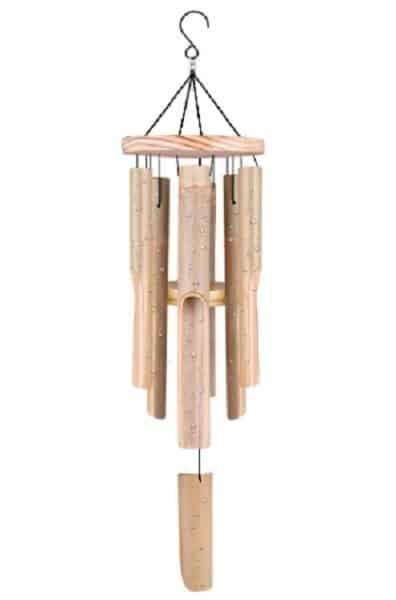 garden bamboo chime