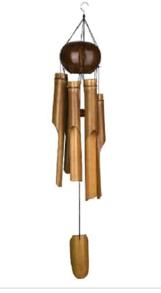 Woodstock Asli collection bamboo chime