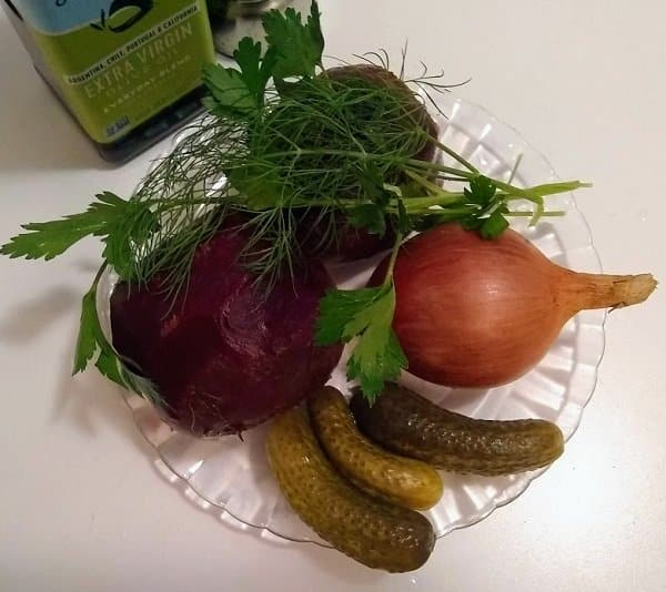 beet salad ingredients