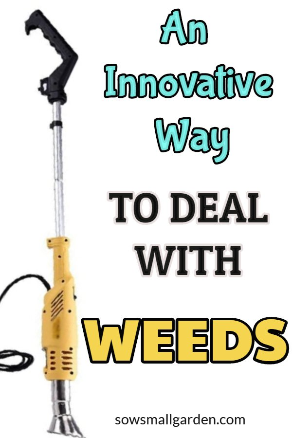 about best electric weed burner