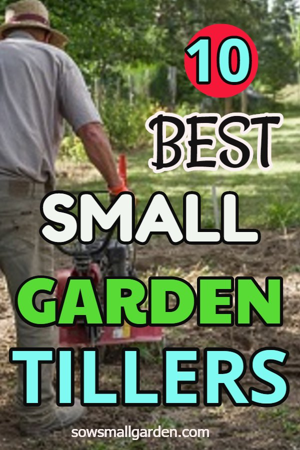Looking for a tiller to maintain your small garden or to start one? Here is a review of 10 best small tillers you can buy.