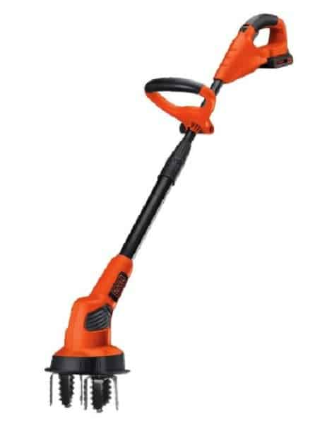 best electric cordless tiller for small gardens