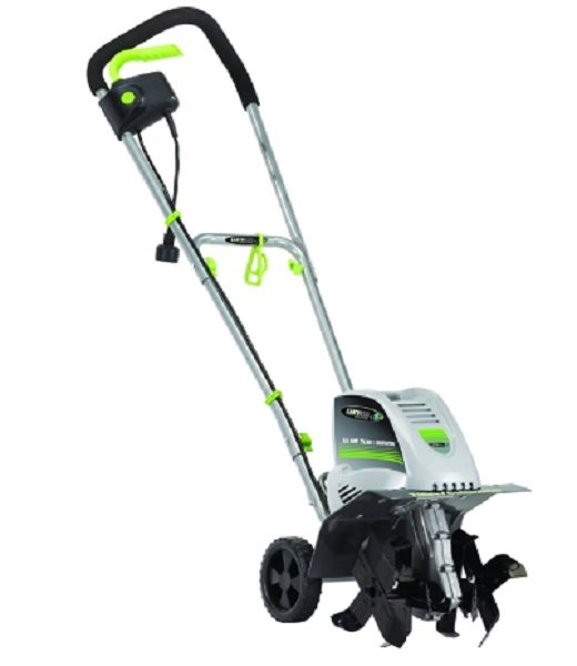 earthwise electric corded tiller