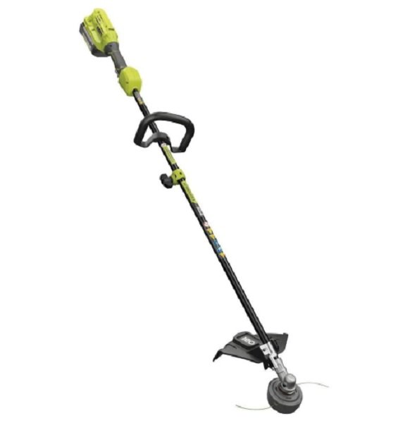 best battery powered weed eaters: Rypbi RY40250
