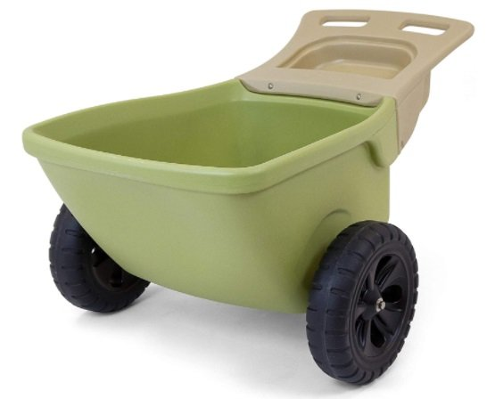 Simplay 3 two wheel wheelbarrow
