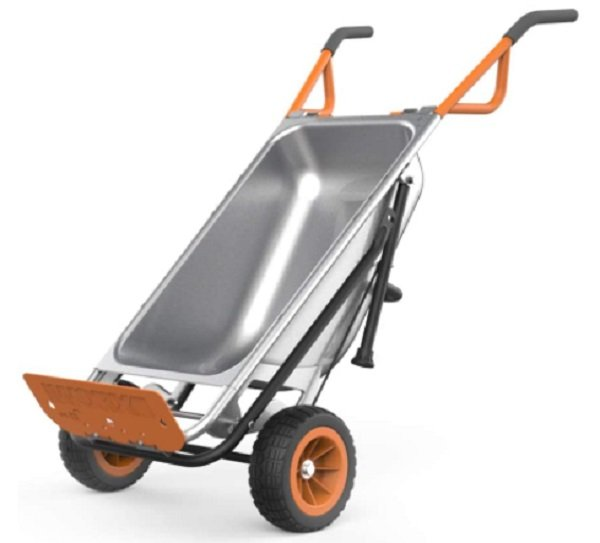 Worx wheelbarrow