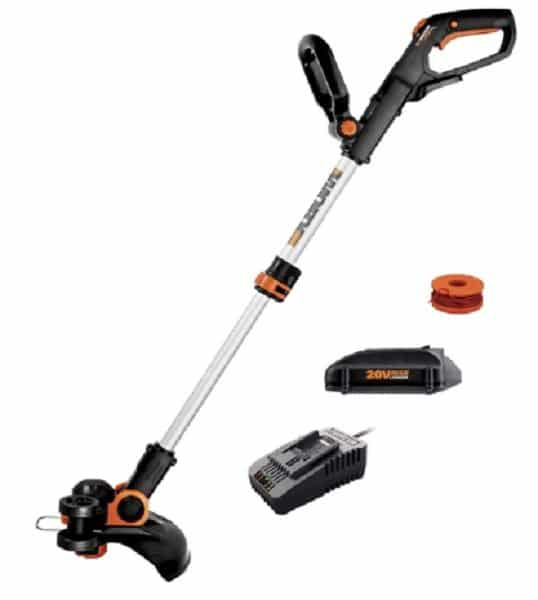 Worx -best budget friendly cordless weed eater