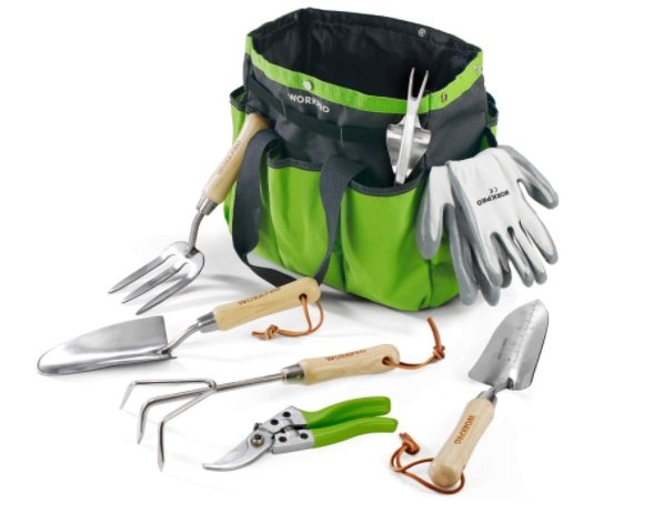 Workpro garden tools set