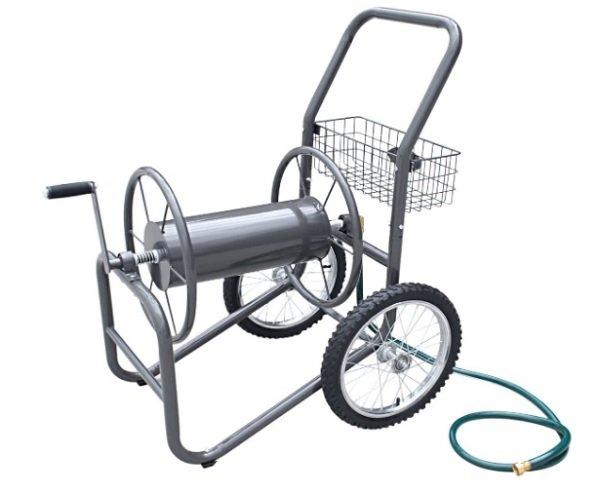 Liberty 2 wheel garden reel cart