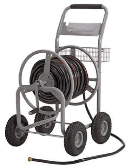 Strongway hose reel cart