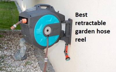 Best Retractable Hose Reels for 2021 (Reviews and 3 Top Picks)