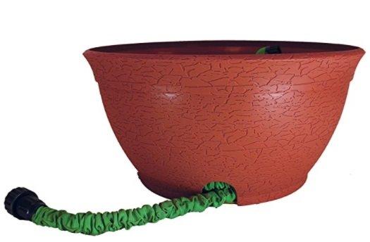 expandable hose pot