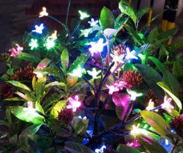 solar garden decorative lights