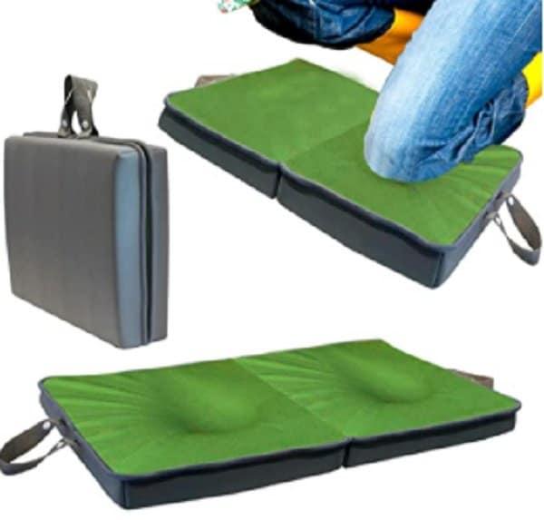 foldable kneeling gardening pad