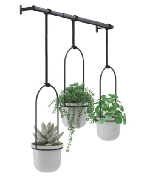 hanging planter for window