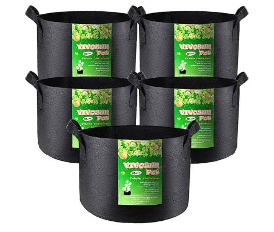 Grow bags for tomatoes - VIVOSUN