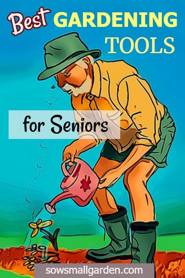 garden tools for seniors
