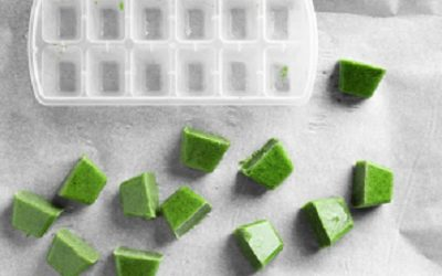 How to Freeze Dill (Whole, Chopped, and Pureed)