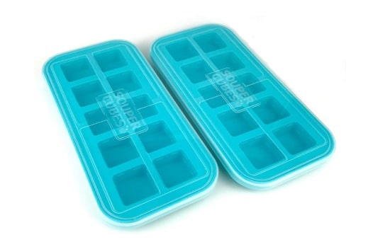 Souper Cubes tray with lid