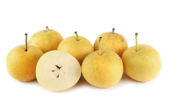 The sweetest Asian pear variety