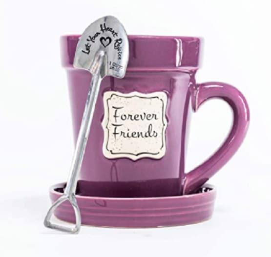 a mug for a gardener friend
