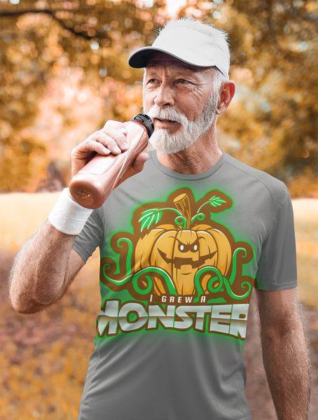 Halloween T shirt for gardeners