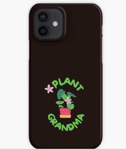 iPhone case for gardeners
