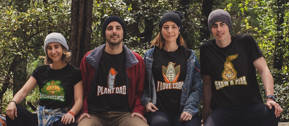 funny T shirts for gardeners