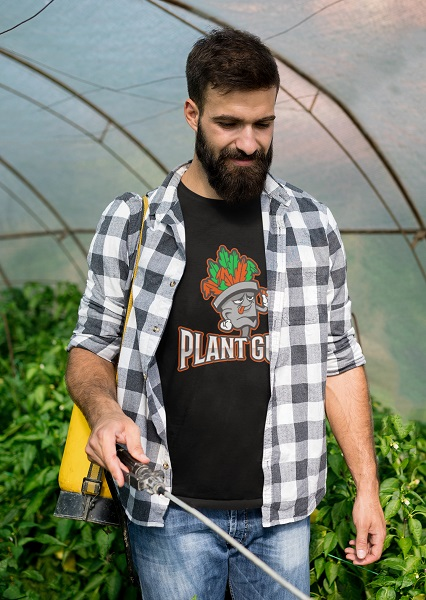 Plant guy T shirt